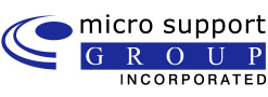 Micro Support Group Incorporated Logo
